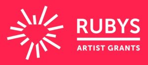 2019 Rubys Artist Grant - Information Session #1