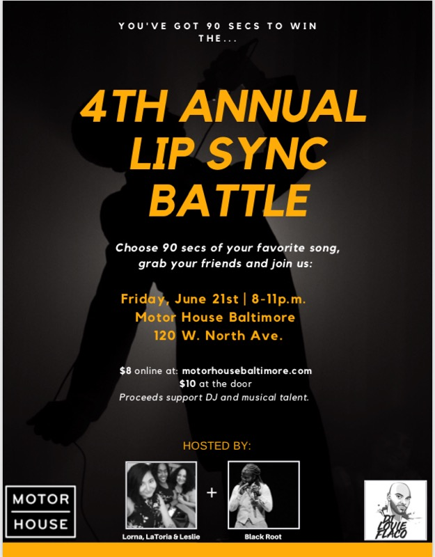 4th Annual Lip Sync Battle