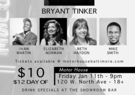 Art of Comedy Showcase – The Motor House Special Edition