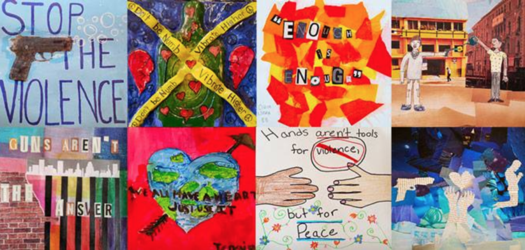 Arts Every Day 10 x 10 Opening Reception: Baltimore Cease Fire