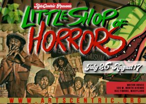 Artscentric Presents Little Shop of Horrors