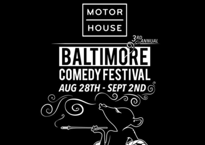 Baltimore Comedy Festival Opening Ceremony 3
