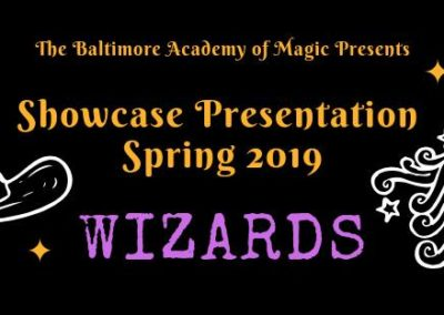 BAM Spring Showcase Presentation: Wizards