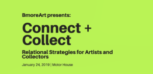 Bmore Art Presents Collecting for Beginners