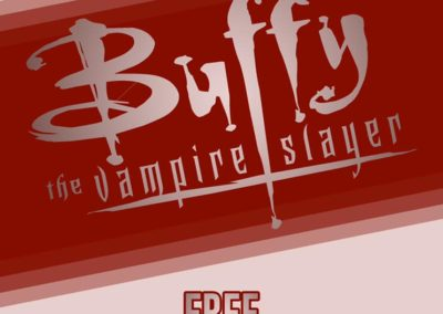 Cinematic Reading Series #10: Buffy the Vampire Slayer