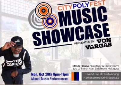 City/Poly Showcase
