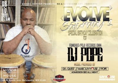 Evolve Dance Party