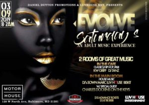 EVOLVE SATURDAY'S