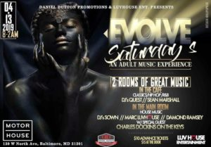 EVOLVE Saturday's Aries Birthday Celebration