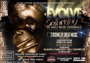EVOLVE SATURDAY'S Gemini Birthday Celebration