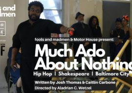 fools and madmen's Much Ado About Nothing