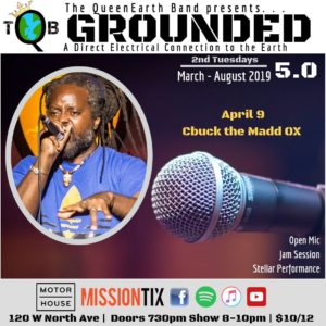 Grounded feat. Chuck the Madd Ox