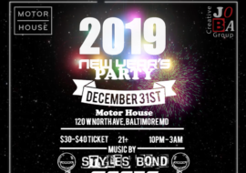Motor House New Year's Eve Party