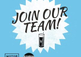 Join the Motor House Team