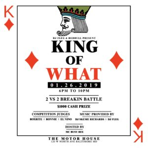 King of What II :: 2v2 for $1,000