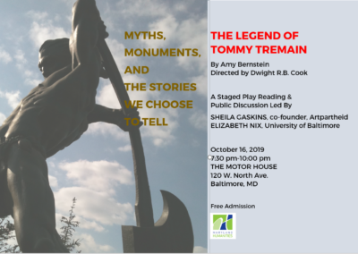 The Legend of Tommy Tremain: Who Owns History?
