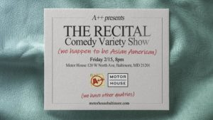The Recital Comedy Variety Show