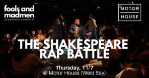 The Shakespeare Rap Battle